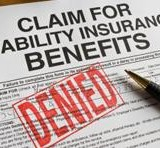 What to do if you have a disability claim.