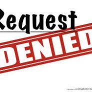2nd defence medical exam denied.