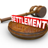 Settlement of less than 10% approved by Court of Appeal.