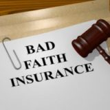 Plan Administrator punished for bad faith claims handling.